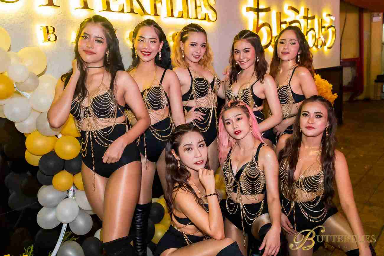 Butterflies Bangkok Anniversary Party 2019 Photos